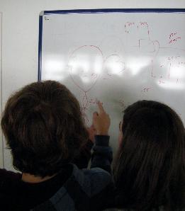 Calcul du volume d?hélium.